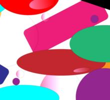 Color Color Color Sticker