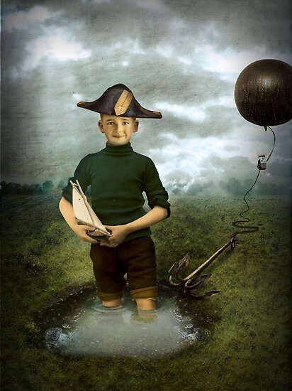 Captain Hero by Catrin Welz-Stein