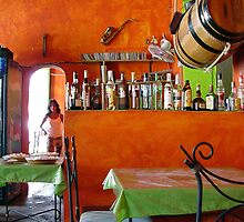 Rhum Bar in Choroni by aguakina