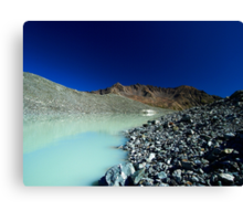 Arsine lake Canvas Print