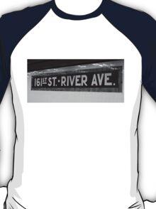161st Street - River Ave T-Shirt