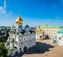 Complete Moscow Kremlin Tour - 34 of 70 by luckypixel