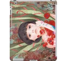#8 Poppy iPad Case/Skin