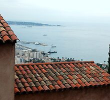 Riviera Below the Tiles by Sheri Greenberg