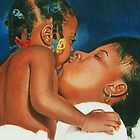 Mother and Child by paintingsbycr10