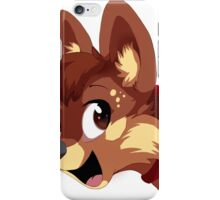Fluffy the toon iPhone Case/Skin