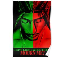 How long will they mourn me Poster
