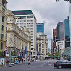 Auckland City by lezvee