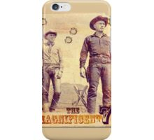 The Magnificent Two iPhone Case/Skin