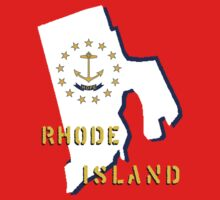 rhode island state flag by peteroxcliffe