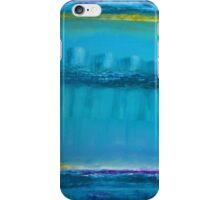 .The Sky Moves Sideways In Between The City Of Dreams iPhone Case/Skin