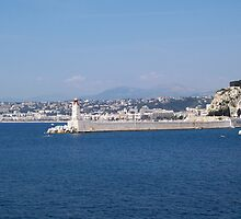 Lighthouse of Nice by daffodil