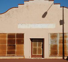 Abandoned Shop, Coolgardie by outsider
