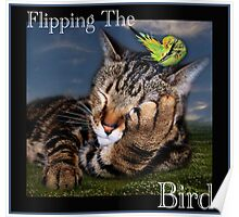Flipping The Bird Poster
