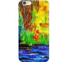Pondscape iPhone Case/Skin