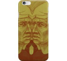 One guy two guys iPhone Case/Skin