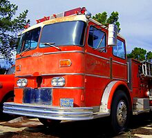 San Bruno's Finest, retired... by Bob Moore