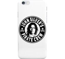 John Silvers Pirate Crew iPhone Case/Skin
