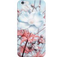 Noisy flowers iPhone Case/Skin