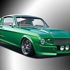 1968 Ford Mustang Fastback II by DaveKoontz