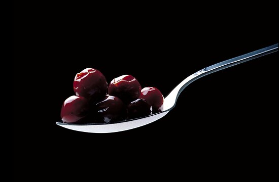 Cherries by Sandro Rossi