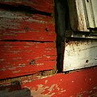 Old Red Barn by LeeMascarello