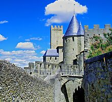 Carcassonne by WatscapePhoto