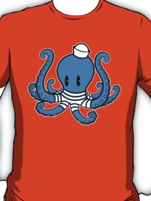 Sailor Octopus T-Shirt
