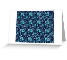Happy Pattern 2 Greeting Card