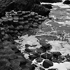 Giants Causeway by Mark  Allen