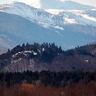 Mount Washington by Roslyn Lunetta