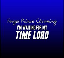 Waiting for My Time Lord by yourfriendelle