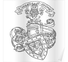 A Complete Guide to Heraldry - Figure 294 — Armorial bearings of Alexander Charles Richards Maitland, Esq Poster