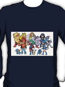 The Gang's All Here! (The Rest) T-Shirt