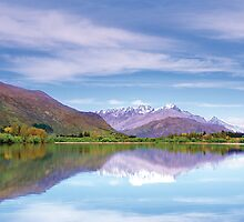Majestic Reflection by Dean Prowd Panoramic Photography