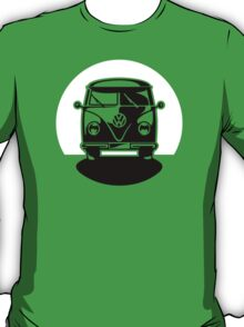 VW T1 - Bulli Rider 1 (without Text) T-Shirt