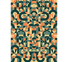 Pattern Cool  Photographic Print