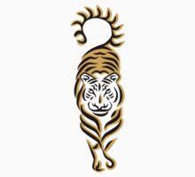Tiger by Designzz