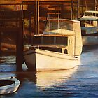 The moorings by William  Stanfield