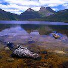 Cradle Mountain Tasmania Australia by Debbie Steer