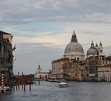The Grand Canal - Venice by cocot101