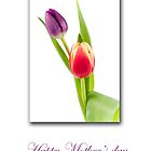 Mothers day card by Ashley Crombet-Beolens