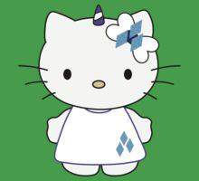 Rarity Hello Kitty - Full Body Kids Clothes