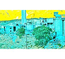 Nuclear Spring Photographic Print