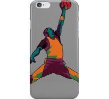 Jumpman - SMILE Design iPhone Case/Skin