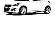 Suzuki Swift Sport 2012 by garts