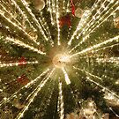 Christmas Tree Explosion by Ken Fortie