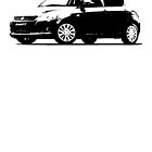 Suzuki Swift 2011 by garts