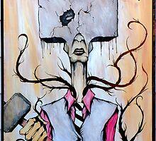 Sledge Head by Shawn Coss
