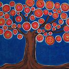 Lollipop Tree #2 by pamelacisneros